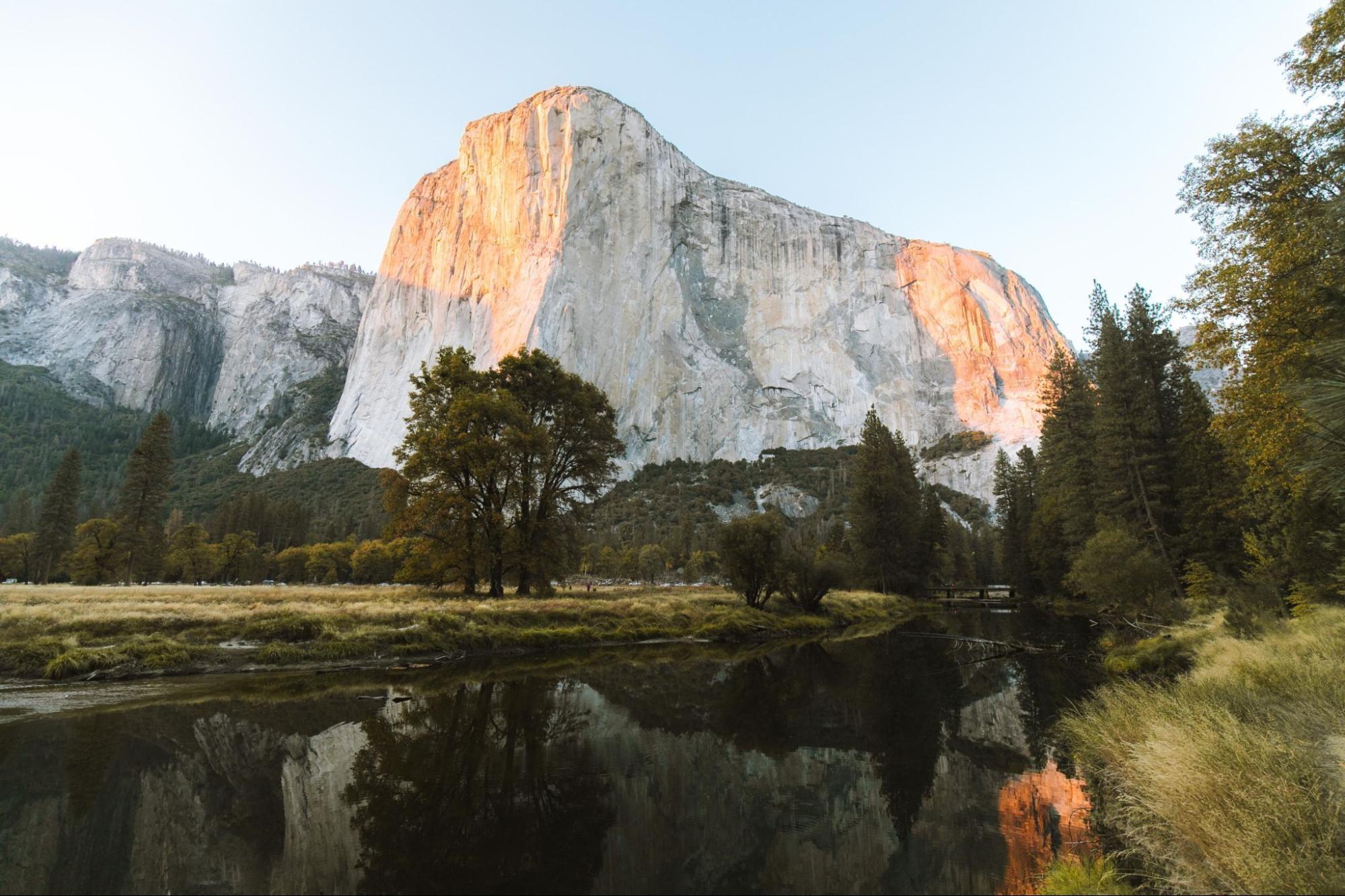Take a virtual field trip to Yosemite National Park.