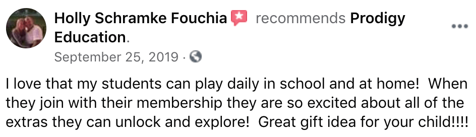 I love that my students can play daily in school and at home!  When they join with their membership they are so excited about all of the extras they can unlock and explore!  Great gift idea for your child!!!!