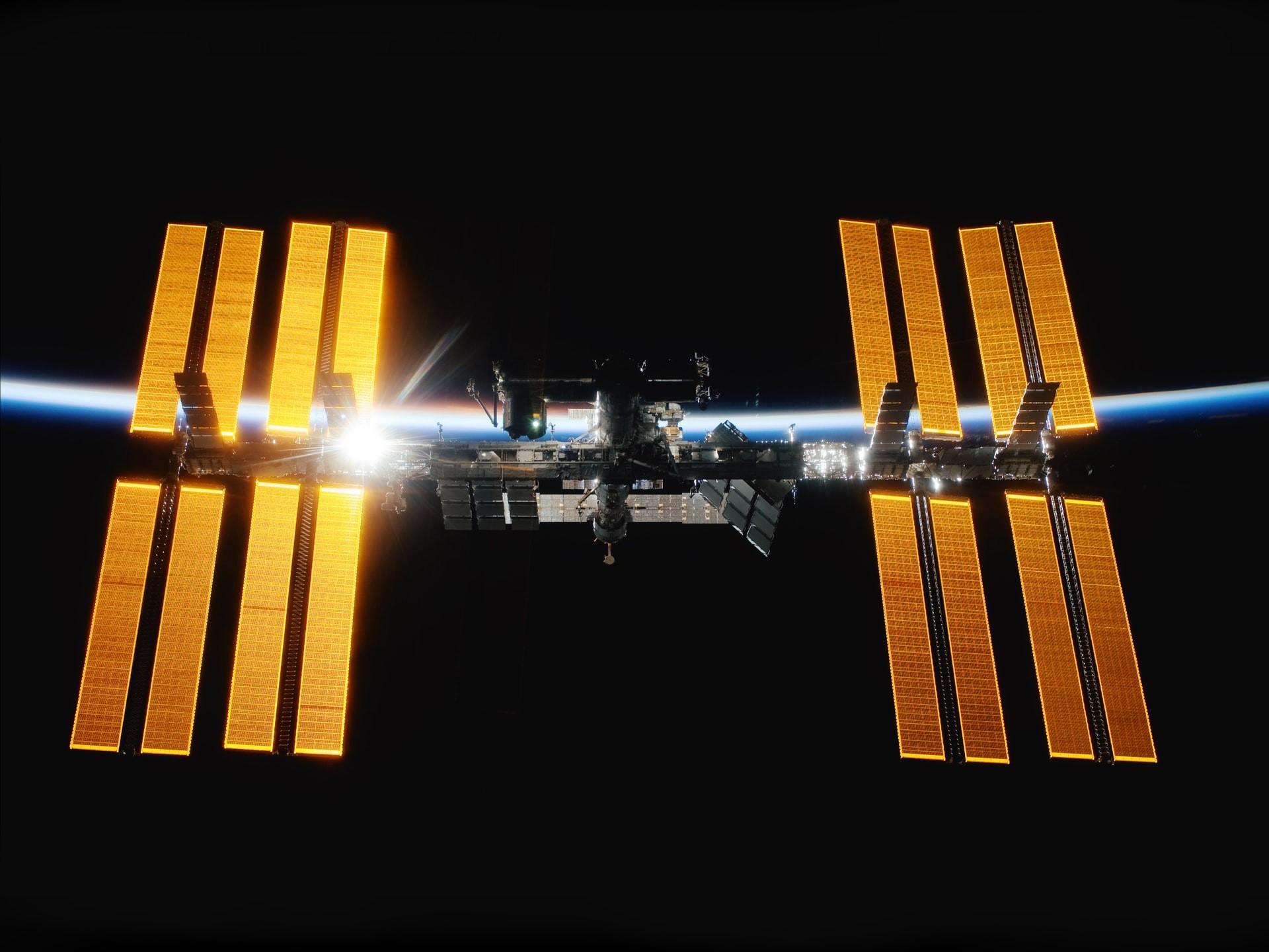 Take a virtual tour to the international space station.