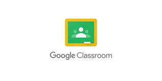 Creating a classroom website with Google Classroom logo