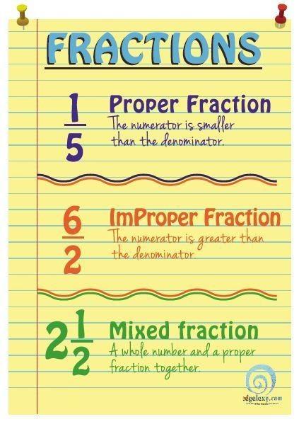 How to divide improper fractions