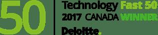 Deloitte Technology Fast 50 2017 Winner
