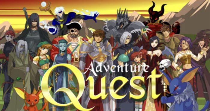 Adventure Quest browser game