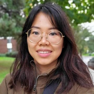 A headshot of Diana Truong.
