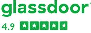 Glassdoor 4.9 Rated