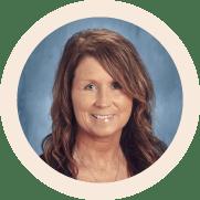 A headshot of Lisa Wiggins, a fourth grade teachers at Floyd County Schools.