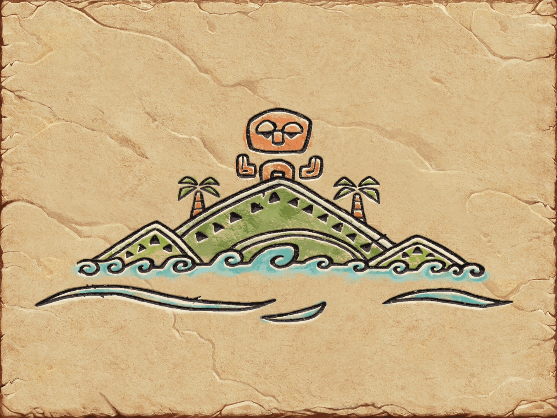Harmony Island drawing