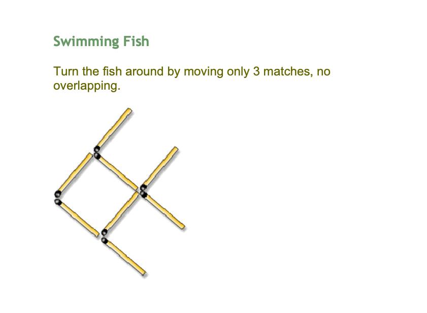 Turn the fish