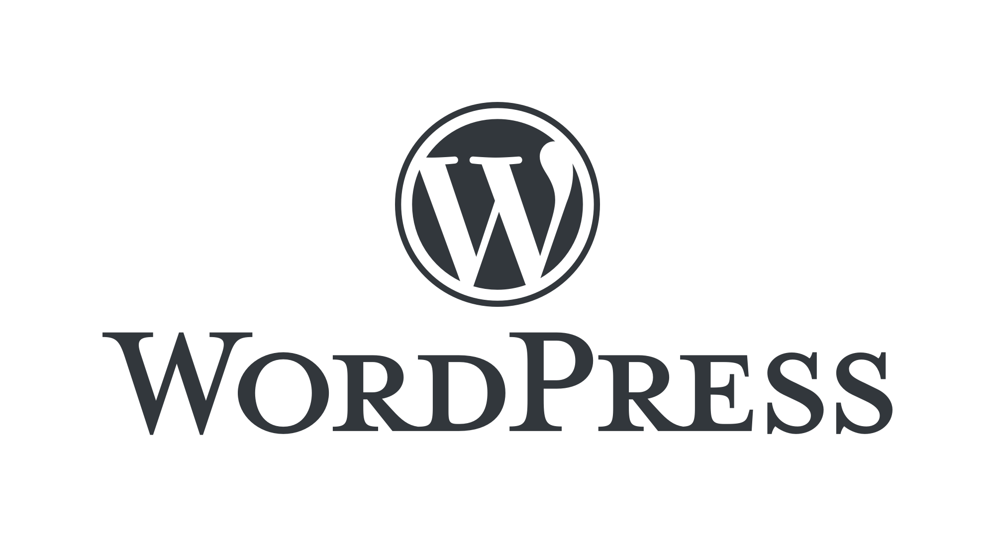 Creating a classroom website with Wordpress logo