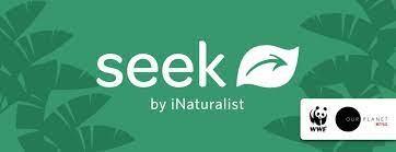 Seek by iNaturalist learning app logo