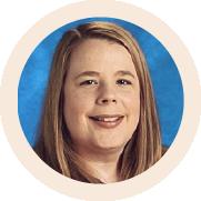 Headshot of Teri Pendley, a principal at Floyd County Schools.