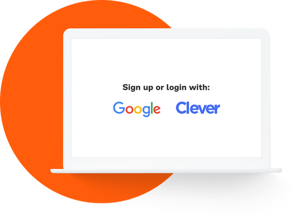 Prodigy integrates with Google Classroom and Clever