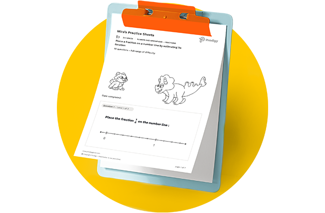 Icon for Practice Sheets feature