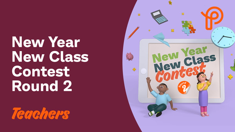 New Year, New Class Contest Round 2 YouTube Thumbnail